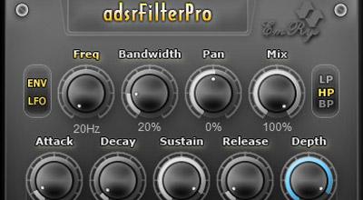 adsrFilterPro