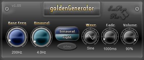 goldenGenerator Snapshot