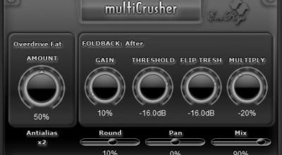 multiCrusher