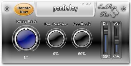 panDelay Snapshot