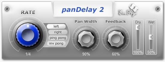 panDelay 2 Snapshot