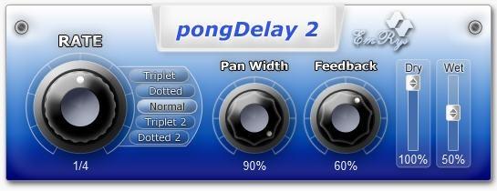 pongDelay 2 Snapshot