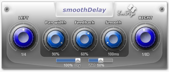 smoothDelay Snapshot