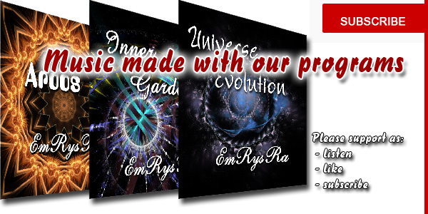 EmRysRa Electronic Music and Sound Design